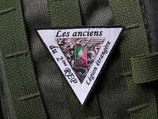 """..:: Patch écusson ::.. Légion étrangère """" Ancien 2ème REP """" PARA TAP mat 49"""