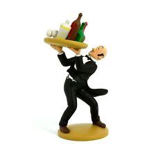 TIM & STRUPPI  Tintin Butler Nestor Figur MOULINSART 15cm NEU (L)