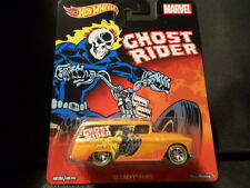 2016 HOT WHEELS MARVEL GHOST RIDER '55 CHEVY PANEL HW HOTWHEELS ORNG VHTF RARE