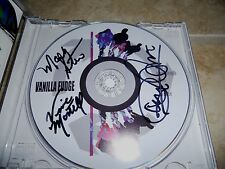 Vanilla Fudge Out Through Autographed Signed CD x3 Appice PSA Guaranteed