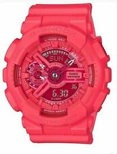 Casio G-Shock Bright Vivid Series Pink Watch GMAS110VC-4A