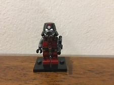 Lego Star Wars 75001 - Sith Trooper Red Minifigure with Blaster - New