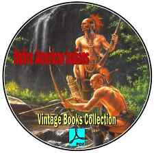 Native American Indians - Collection of 210 Vintage PDF Books