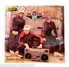 "SEALED & MINT - BEASTIE BOYS - SOLID GOLD HITS (GREATEST HITS) - 2X 12"" VINYL LP"