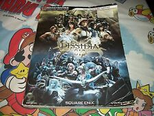 Dissidia 012: Duodecim Final Fantasy Strategy Players Guide Book Playstation PSP