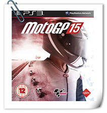 PS3 MOTOGP 15 SONY PlayStation Racing Games Milestone