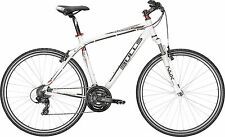 Bulls Wildcross 48 cm Herren Trapez bike Modell 2015 weiss rot cross shimano