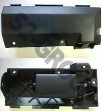 FORD MONDEO MK3 00-07 GLOVE BOX HANDLE CATCH COVER LHD BLACK