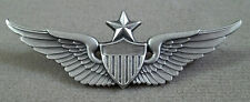 US Army Senior Aviator / Pilot / Wing / Badge / Clutchback ( NOS )