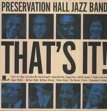 Preservation Hall Jazz Band - That's It [New Vinyl]
