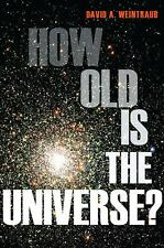 How Old Is the Universe?-ExLibrary