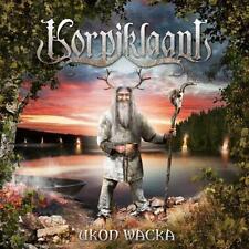 Korpiklaani - Ukon Wacka CD 2011 bonus track folk metal Finland Nuclear Blast