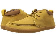 Vivobarefoot Drake Sz US 14 M / EU 48 Light Tan Suede Ankle Boots Mens Shoes