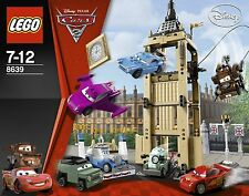 LEGO 8639 Cars Big Bentley Bust Out 743 Pieces Set CARS 2  New