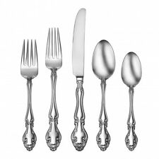 Oneida 78 Piece 18/10 Stainless Fine Flatware Set, Service for 12