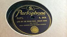 PHIL CARDEW LIFE ON THE OCEAN WAVE  PARLOPHONE R3470