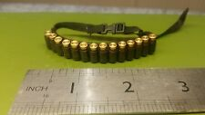 "1/6 scale BBI BLUE BOX  Shotgun Shells + Belt  for 12 "" figure's shotgun"