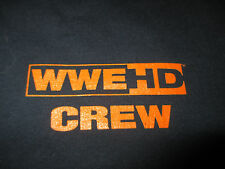 Rare 2012 WWE HD CREW Road to Wrestlemania XXVII Tour (MED) T-Shirt