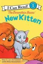 The Berenstain Bears' New Kitten (I Can Read Book 1)
