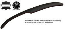RED STITCHING TOP DASH DASHBOARD LEATHER COVER FITS MG MGB 1968-1971