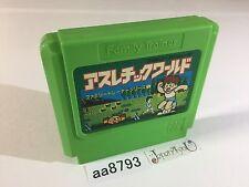 aa8793 Athletic World NES Famicom Japan J4U