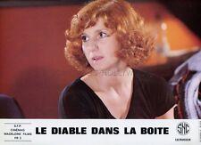DOMINIQUE LABOURIER LE DIABLE DANS LA BOITE  1977  PHOTO D'EXPLOITATION #3