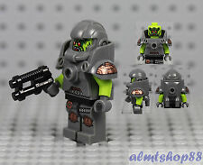 LEGO Series 9 - Alien Avenger 71000 Minifig Minifigure Collectible Galaxy Patrol