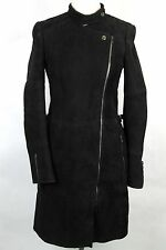 $5800 New Gucci Womens Long Shearling Leather Long Coat Jacket 38 325417 1279