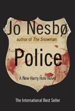 POLICE - JO NESBO (HARDCOVER)