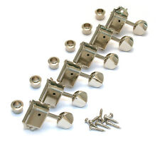Gotoh Nickel Vintage 6 Inline Tuners for Fender Strat/Tele® Guitar TK-0880-001