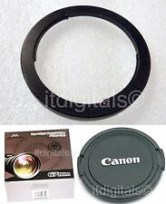 UV PL FLD Filter Adapter FA-DC67 Lens Cap Canon SX30 IS SX30IS Camera