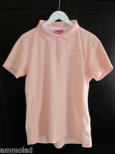 Qualité vintage rétro style vintage la gear usa pastel sports gym polo shirt