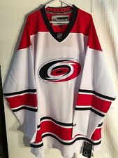 Reebok Premier NHL Jersey Carolina Hurricanes Team White sz 3X