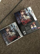 Corpse Party: Back to School Edition (Nintendo 3DS, 2016)
