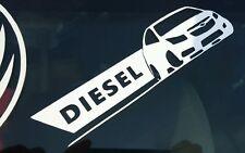 Chevy Cruze Diesel Vinyl Sticker