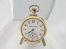 Antique 1912 Hampden Open Face Pocket Watch ~ Grade 105 ~ 2932709