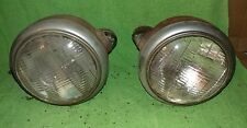 1939 Dodge Plymouth Chrysler Headlights with Signal Lights Ratrod Hotrod Ford