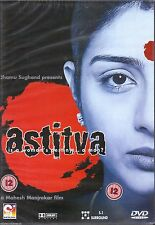 ASTITVA  - NEW BOLLYWOOD DVD - FREE UK POST