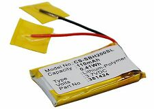UK Battery for Sony SBH-20 381424 AHB441623 3.7V RoHS
