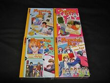 Marmalade Boy: Ultimate Scrapbook Vol. 1, 2, 3, 4 Complete Anime Series