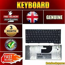 For Acer ASPIRE ONE D250-1709 EMACHINES EM250 EM 250 Black Keyboard UK Layout