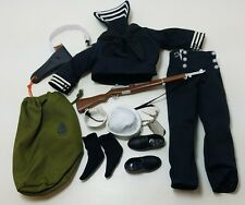 Military Uniform Weapons Accessories for 1/6 Scale Action Figure GI Joe Lot #401