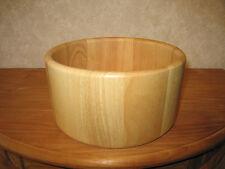 *NEW* BOIS Saladier 25cm Hauteur 13cm Salad bowl