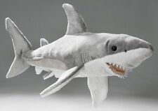 NEW PLUSH CUDDLY CRITTERS GREAT WHITE SHARK SOFT TOY TEDDY