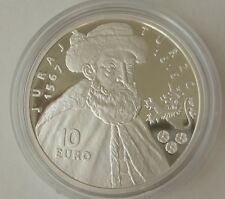 2016,10Euro,Slowakei,Juraj Thurzo, Silber PROOF  PP