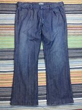 "Womens Levis Low Boot Cut 545 Blue Jeans (hemmed to 30"") 14M ~ EUC"