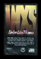 PHILIPPINES:INXS - Listem Like Thieves Cassette,Tape,MC,RARE,GOOD CONDITION