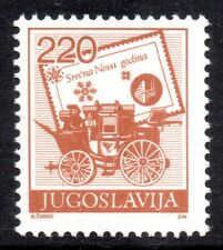 Yugoslavia - 1988 Definitive postal service Mi. 2315 MNH