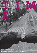 Whitechapel Documents of Contemporary Art: Time (2013, Paperback)
