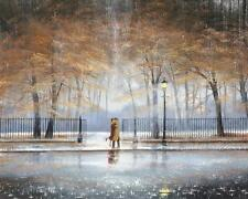 We Kissed in the Rain by Jeff Rowland
